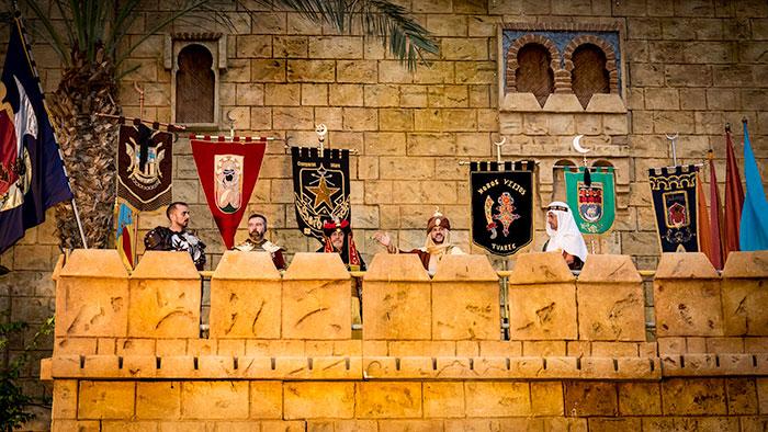 Embajada al Rey Jaime I